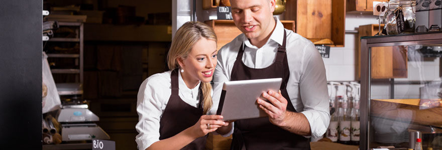 Logiciel web restaurant